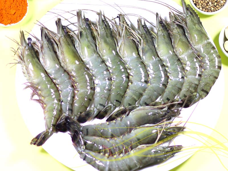 Bagda Chingdi/Prawn/Black Tiger Shrimp